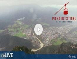 Bad Reichenhall Predigtstuhl Webcam Live