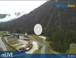 Chiemgau Arena Ruhpolding Webcam Live