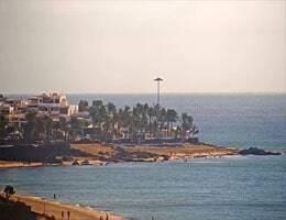 Playa Grande Puerto del Carmen Webcam Live