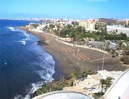 Playa de San Agustin Webcam Live
