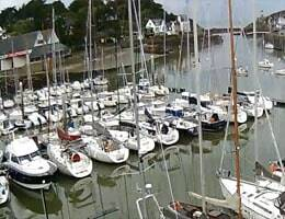 Port Dahouët Webcam Live