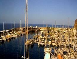 Puerto de Mogán Yachthafen Webcam Live