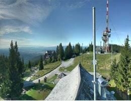 St. Radegund Schöckl Bergstation Webcam Live