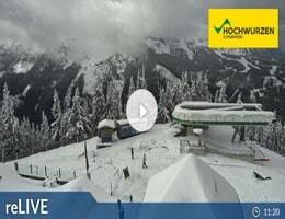 Schladming Hochwurzen Bergstation Webcam Live