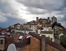 Torella del Sannio Panorama Webcam Live