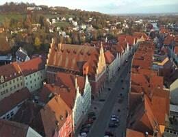 Donauwörth Liebfrauenmünster Webcam Live