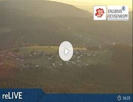 Fichtelberg Ochsenkopf Sendemast Webcam Live