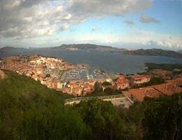 Sardinien Palau Panorama Webcam Live