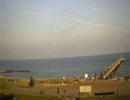 Seebrücke Schönberger Strand Webcam Live