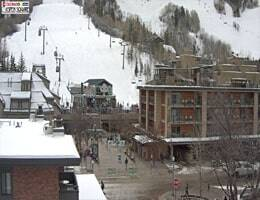 Aspen Mountain Gondola Plaza Webcam Live