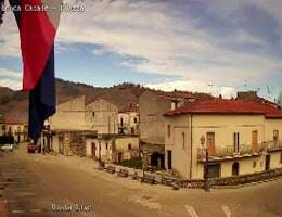 Conca Casale Piazza Chiesa Webcam Live
