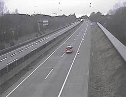 A01 West Autobahn Blickrichtung Salzburg Km 234,84 Webcam Live
