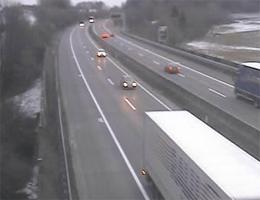 A01 West Autobahn Blickrichtung Wien Km 236,60 Webcam Live