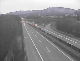 A01 West Autobahn Blickrichtung Wien Km 234,84 Webcam Live
