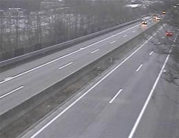 A01 West Autobahn Blickrichtung Salzburg Km 236,60 Webcam Live