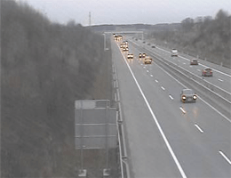 A01 West Autobahn Blickrichtung Wien Km 231,98 Webcam Live