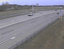 A01 West Autobahn Blickrichtung Wien Km 230,75 Webcam Live