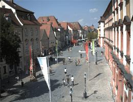 Bayreuth Maximilianstraße Webcam Live