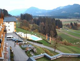 Berg im Drautal Hotel Glocknerhof Webcam Live