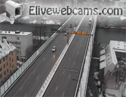 Bergen Puddefjord Brücke Webcam Live