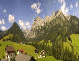Berghotel Lämmerhof Tennengebirge Webcam Live