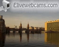 Berlin Oberbaumbrücke Webcam Live