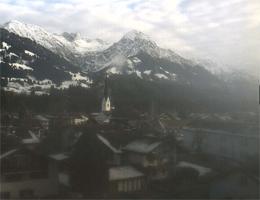 Fischen im Allgäu Hotel Rosenstock Webcam Live