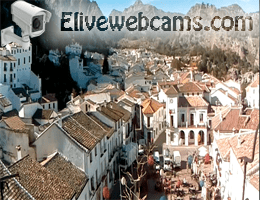 Hd Cadiz Grazalema Main Platz webcam Live