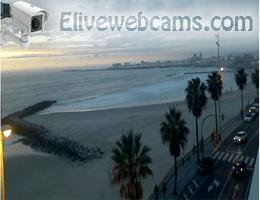 Cadiz Santa Maria del Mar Strand Webcam Live