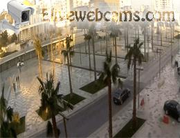 Durrës Iliria Platz Webcam Live
