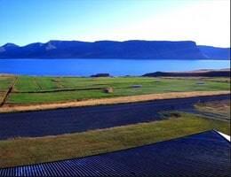 Dýrafjörður Alviðra Webcam Live