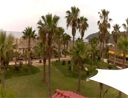 Gjiri i Lalzit Insifa Beach Webcam Live