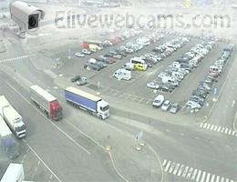 Helsinki Westhafen Parkplatz Webcam Live