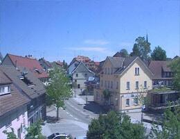 Jestetten Hauptstraße Webcam Live