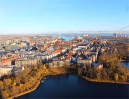 Kopenhagen Panorama Webcam Live