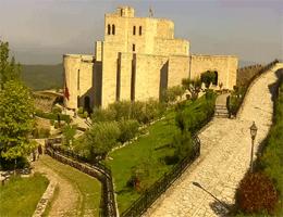 Kruja Skanderbeg Museum Webcam Live