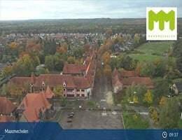 Maasmechelen Panorama Webcam Live