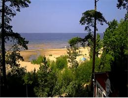 Narva Jõesuu Bay Webcam Live
