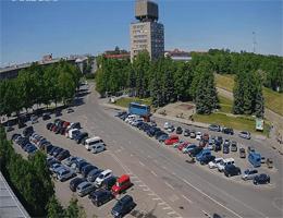 Narva Peetri plats Webcam Live