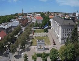 Pärnu Rüütli plats Webcam Live