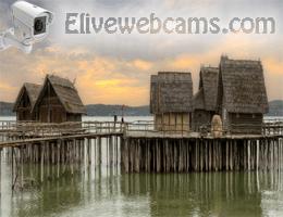 Pfahlbaumuseum Unteruhldingen 1 Webcam Live