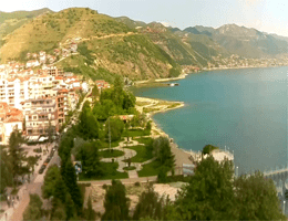 Pogradec Ohridsee Webcam Live