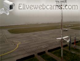 Portorož Flughafen LJPZ Webcam Live