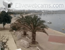 Novalja Promenade Webcam Live