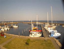 Rudkøbing Spodsbjerg Hafen Webcam Live