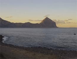 San Vito Lo Capo Golfo Monte Cofano Webcam Live