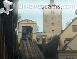 Zagreb Funicular Webcam Live