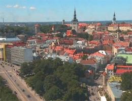Tallinn CityCam Webcam Live
