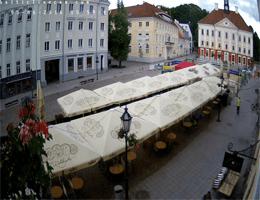 Tartuer Rathaus Webcam Live