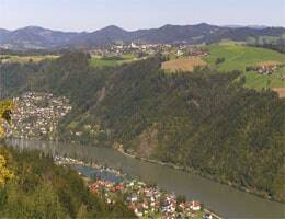 Untergriesbach Panorama Webcam Live